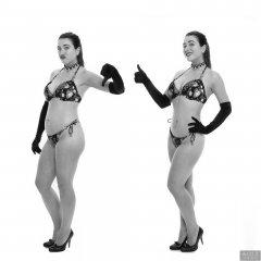2018-06-15 Tatjana Bastet posture collage