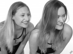 2019-05-04 Fabiene and CloEliza