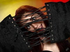 2020-02-02 Jessica Maria corset shock!