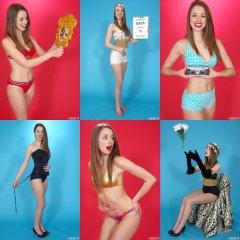 2014-03-08 Josie Lauren collage