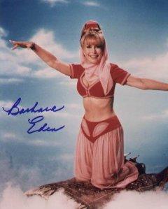 influences: Barbara Eden