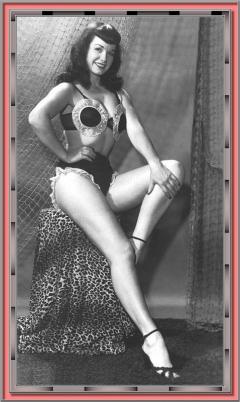 Bettie Page Camera Club 004