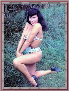 Bettie Page Camera Club 117