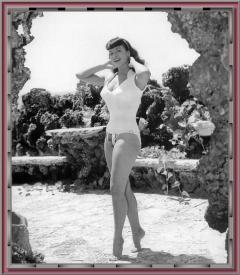 Bettie Page Camera Club 130