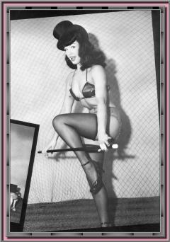 Bettie Page Camera Club 139