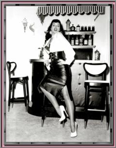 Bettie Page Camera Club 196