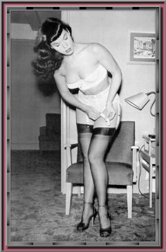 Bettie Page Camera Club 297
