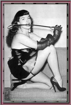 Bettie Page Camera Club 298