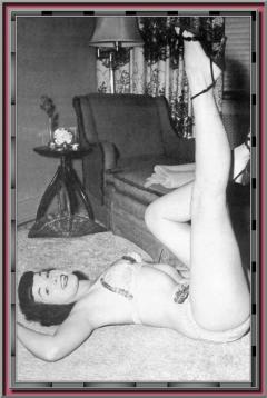 Bettie Page Camera Club 303