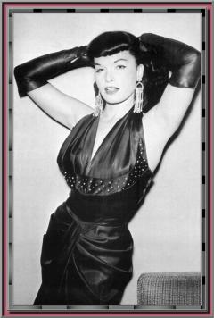 Bettie Page Camera Club 299