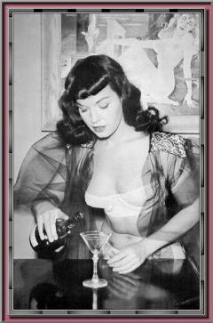 Bettie Page Camera Club 305
