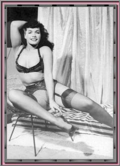 Bettie Page Camera Club 337