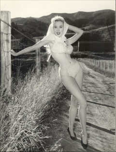 influences: Betty Brosmer