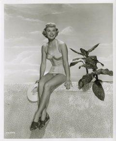 influences: Doris Day, swimsuit