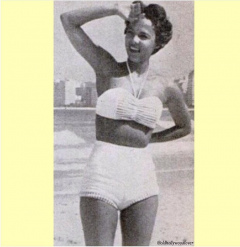 Influences - Dorothy Dandridge swimsuit