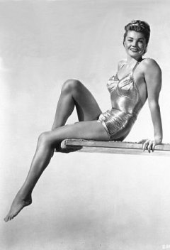 influences: Esther Williams