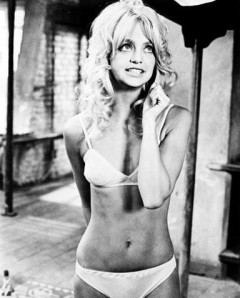 influences: Goldie Hawn