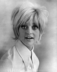 influences: Goldie Hawn in Cactus Flower