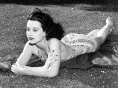 influences: Hedy Lamarr