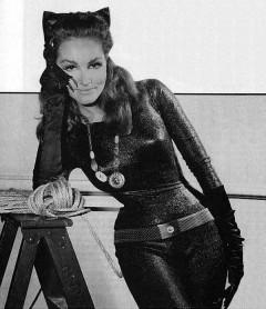influences: Julie Newmar