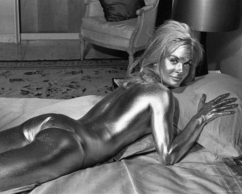 Honor blackman nude in goldfinger