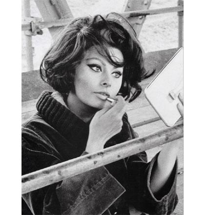 influences: Sophia Loren