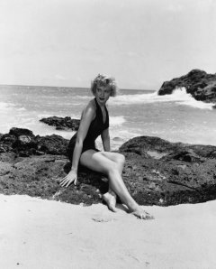 Deborah Kerr from Here to Eternity