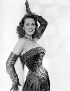 Maureen Ohara in Fire Over Africa