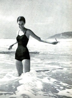 Swimwear 1956 By Rose Marie Reid