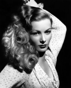 Veronica Lake in Ramrod